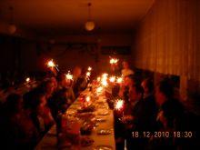 Spotkanie Wigilijne 2010